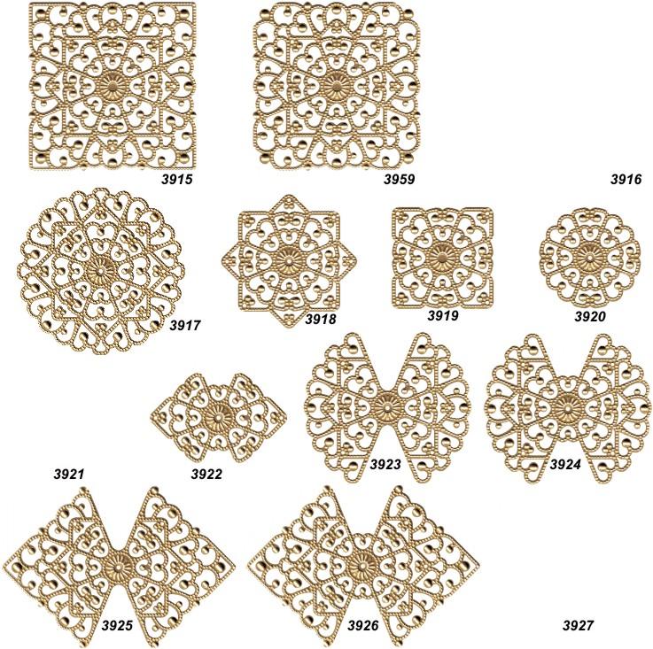 bcc0f8ddf50c FILIGRANAS VARIAS - ALOR fornituras y bisuteria.